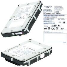 IBM 24p3733 HDD 72.8GB GB 15K SCSI 80 PIN st373453lc 8.9CM