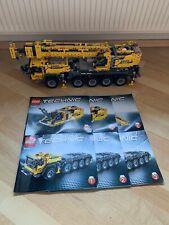 Lego Technic Technik 42009 Schwerlastkran.