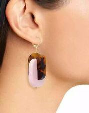 Kate Spade Be Bold Drop Earrings, Pink-multi, NWT $68