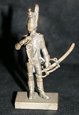 UNO A ERRE Designer Silber-Miniatur Soldat 800er-Silber Sammelobjekt Super