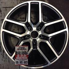 Ford Explorer 2016 2017 10061 aluminum OEM wheel rim 20 x 9 CNC Charcoal