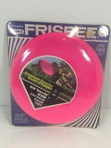 Vintage 1970 Wham-O Regular Frisbee Flying Disc 85 Grams IFA Approved Model NEW