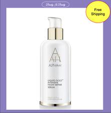 Alpha H - Liquid Gold Intensive Night Repair Serum 1.69oz/50ml NIB