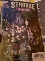 STRANGE ACADEMY 5 RAMOS main cover 1st PRINT NM Skottie Young Emily Bright