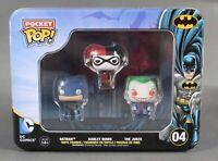 JOKER HARLEY QUINN BATMAN DC Comics Pop Age Timeline Dog Tags