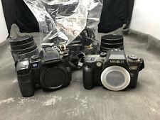 Minolta film and digital cameras & lenses + Extras