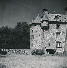 ORCIVAL c. 1950 - Château de Cordès Puy de Dôme- DIV 9676