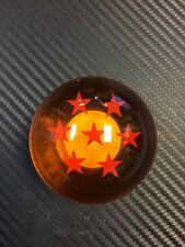 Dragon ball Z rare custom 52mm shift knob 7 star M8x1.25 automatic transmission