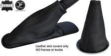 BLACK BLACK STRIPE TOP GRAIN LEATHER BOOT SET  FOR BMW MINI COOPER R55 R56 R57