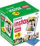 50 Sheets Fuji Fujifilm Instax Mini Instant Film + Cloth for all Mini Cameras