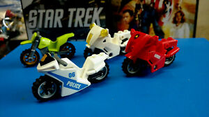 lego motorcycle and dirt bike lot