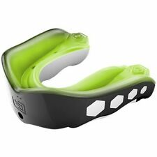 Shock Doctor Gel Max Lemon Lime Flavor Fusion Mouthguard, Youth Age 10-