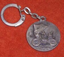 porte-clé S D M E DIJON BP 116 Tacot 1900 ( Sté Dijonaise matériel électrique )