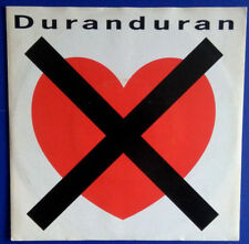 """Duran Duran: I Don't Want Your Love, Single 7"""", 1988"""