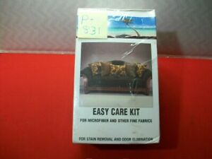 BRAND NEW STAINSAFE PROTECTION EASY CARE KIT FOR MICROFIBER & OTHER FINE FABRICS