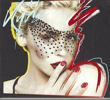 KYLIE MINOGUE - X (SPECIAL EDITION) 2001 UK CD/DVD ENHANCED CARDBOARD SLIPCASE