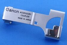 Canon Accessory Coupler for Canon 7 Rangefinder Camera Leica LTM L39 Exc++