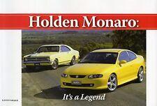 Holden Monaro: It's a Legend by Gavin Farmer (Hardback, 2011)