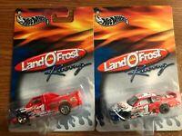 #1 LAND O FROST RACING NASCAR RACING CAR & TRUCK- HOT WHEELS LOT OF 2
