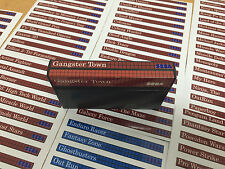 Sega Master System Sticker End Labels (For All 114 Custom Cartridge Stickers)