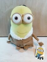 "Despicable Me Minion Made Arctic Kevin The Minion Toy Factory 11"" Plush"