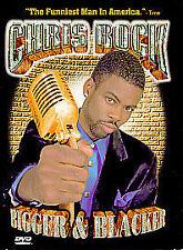 Chris Rock - Bigger And Blacker (DVD, 2004)