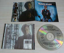 CD (NO BOX SANS BOITIER) BOF BLACK RAIN MUSIQUE DE FILM 10 TITRES 1989