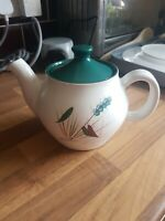 Vintage Denby GREENWHEAT TEAPOT    1 ½  Pints