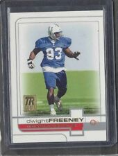 DWIGHT FREENEY 2002 TOPPS RESERVE COLTS TRUE ROOKIE RC #D 31/999