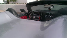 SATURN SKY WINDSCREEN WIND DEFLECTOR WINDBLOCKER WITH ENGRAVED LOGO!!!!