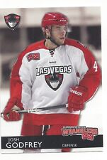 2012-13 Las Vegas Wranglers Josh Godfrey (Coventry Blaze)