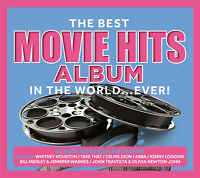 The Best Movie Hits Album in the World... Ever! (CD) Brand New Sealed