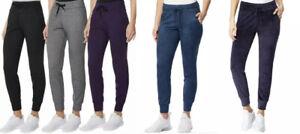 NWT! 32 Degrees HEAT Womens Tech Fleece Performance Joggers S19