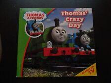 Thomas & Friends - Thomas' Crazy Day - Birthday or Christmas Gift