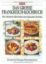 Das große Frankreich-Kochbuch   Buch   Zustand gut