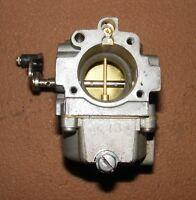 DK7A8674 1986 Johnson 70 HP J70ELCDC Middle Carburetor ASSY PN 0394468 Fits 1986