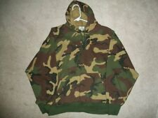Woodland Camo Airsoft Pullover Hunting Hoodie Sweatshirt Jacket Coat by ROTHCO