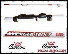 canna avenger trout az. 8/20g carbonio alto modulo pesca trota lago tremarella