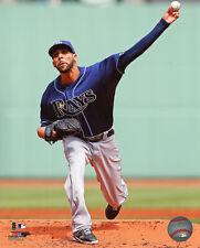 2013 Tampa Bay Rays DAVID PRICE Glossy 8x10 Photo MLB Baseball Print Poster