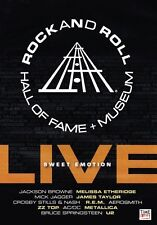 Rock and Roll Hall of Fame: Sweet Emotion (DVD, 2009)