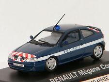 RENAULT MEGANE COUPE 2001 GENDARMERIE NOREV 1/43 Ref 517672
