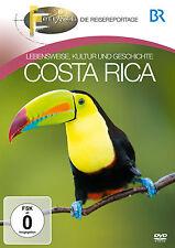 Viaje DVD COSTA RICA BR Nostalgia Revista de con Recomendaciones EXPERTOS EN