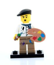 NEW LEGO MINIFIGURES SERIES 4 8804 - Painter Artist