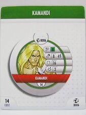 Heroclix crisis-b006 Kamandi
