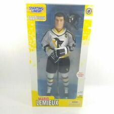 Mario Lemieux Starting Lineup 1998 Edition Action Figure 4 Pittsburgh Penguins