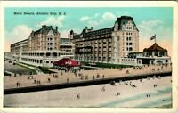C43-8958, HOTEL DENNIS, ATLANTIC CITY, NJ. POSTCARD.