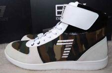 Emporio Armani EA7 CAMOU men's high-top sneakers size 8.5UK(42 2/3EU)