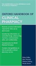 Oxford Handbook of Clinical Pharmacy (Oxford Handbooks Series)-ExLibrary