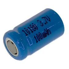5 pc of 3.7V Lithium Li-ion 10180 Rechargeable 100mAh Battery