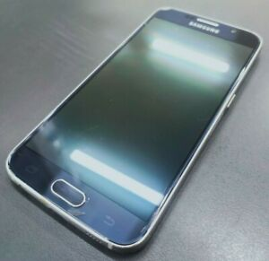 Samsung Galaxy S7 128gb Smart Phone - Dead Wont Charge - Crack in Screen
